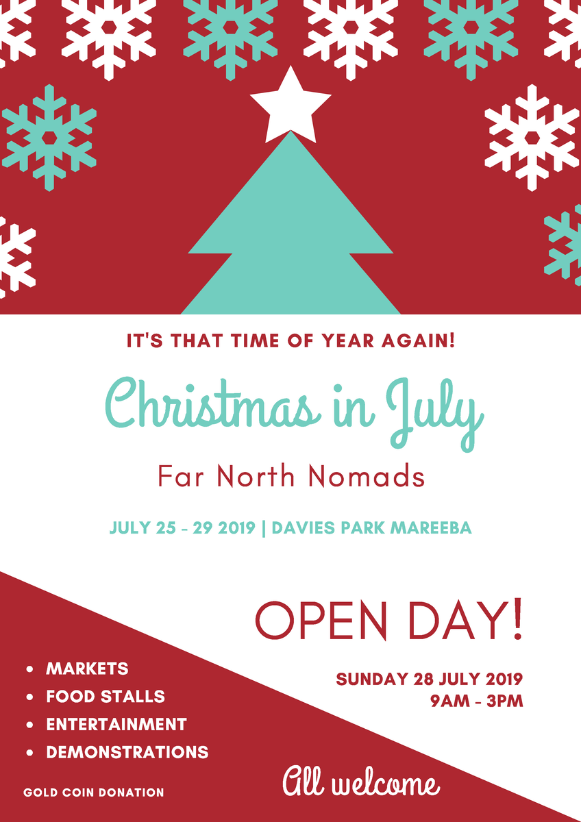 Christmas In July 2019 Images.Christmas In July Mareeba Shire Council